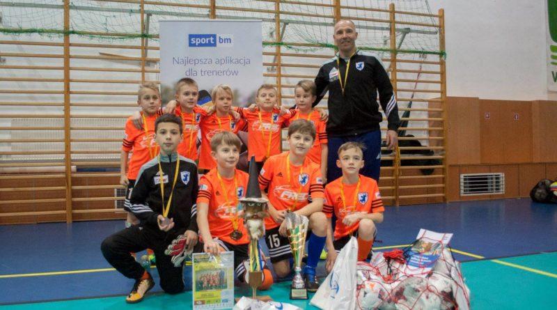 Niespodziewany zwycięzca Sportbm/Kaszub Cup rocznik 2008