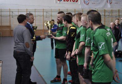 Cyklopy Wyszecino wygrywają XII Turniej o Puchar Przewodniczącego Rady Gminy Luzino