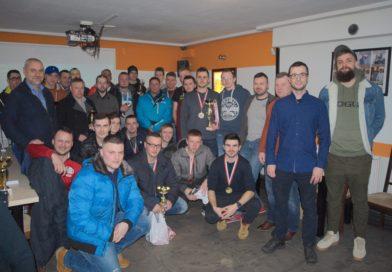 Oficjalne zakończenie Luzińskiej Ligi Halowej GL