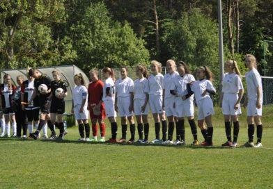 Okazałe zwycięstwo piłkarek GOSRiT Luzino