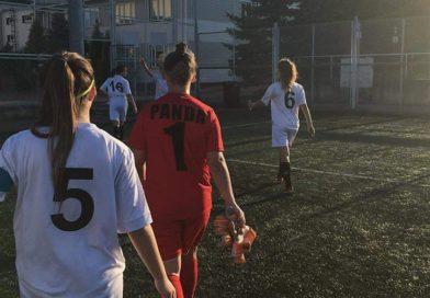 Cenne zwycięstwo piłkarek GOSRiT Luzino
