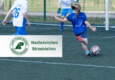 Nadleśnictwo Strzebielino dofinansowało nasze juniorki