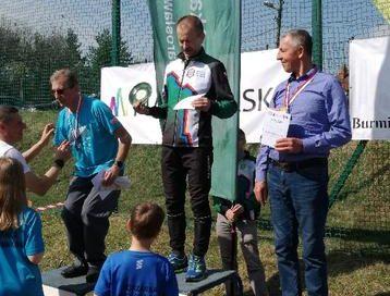 Medale biegaczy GKS Luzino na Mistrzostwach Polski