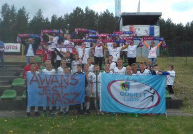GOSRiT 2005/2006 Luzino awansuje do 1 Wojewódzkiej Ligi Juniora C2