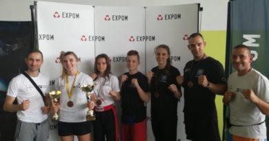 Mistrzostwa Polski w kickboxingu – Złoto dla Zuzanny Kalbarczyk