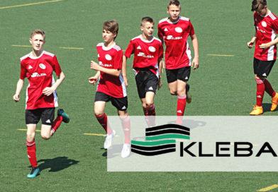 Firma KLEBA ponownie wsparła nasz klub