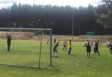 AP Piekarczyk Elbląg przebywa na obozie sportowym w Luzinie