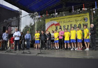 W Luzinie odbyły się piłkarskie I Mistrzostwa Świata Kaszubów WIKĘD CUP