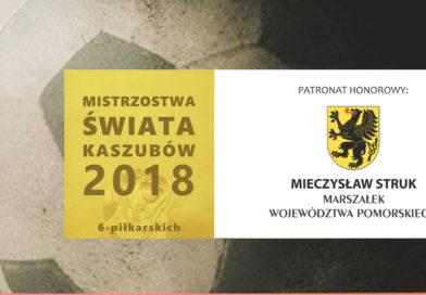 Mieczysław Struk – Marszałek Województwa pomorskiego patronem honorowym I Mistrzostw Świata Kaszubów 6-piłkarskich