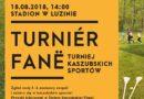 Zapraszamy na Turniej Kaszubskich Sportów do Luzina