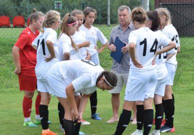 Piłkarki GOSRiT Luzino wygrywają w Tczewie