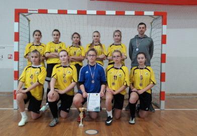 Brązowy medal piłkarek z Luzina