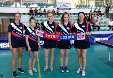 Kasia i Magda Płotka, tenisistki stołowe GOSRiT Luzino – kandydatki w Plebiscycie Dziennika Bałtyckiego