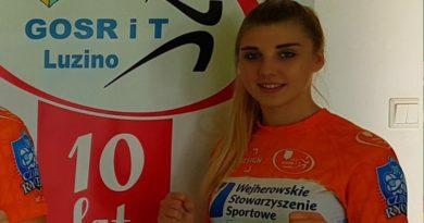 Zuzanna Kalbarczyk – kandydaci GOSRiT Luzino w Plebiscycie Sportowym Dziennika Bałtyckiego na Najpopularniejszych Sportowców Woj. Pomorskiego
