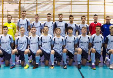 GOSRiT Luzino wygrywa drugi turniej eliminacyjny Młodzieżowych Mistrzostw Polski w futsalu