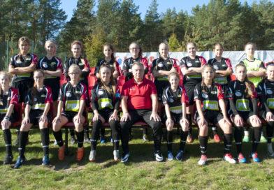 III ligowe piłkarki GOSRiT Luzino rozpoczęły przygotowania do sezonu