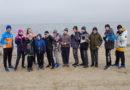 Obóz zimowy młodych kickboxerów GOSRiT Luzino