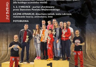 Festyn rodzinny w Luzinie na sportowo