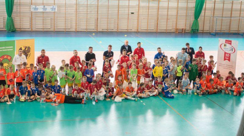 Ponad 120 zawodników zagrało w Turnieju Nadzieje Polskiej piłki im. Marszałka Macieja Płażyńskiego rocznik 2011