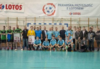 Barłomino wygrywa XIII Turniej o Puchar Przewodniczącego Rady Gminy Luzino