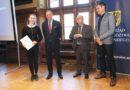 Paulina Stenka otrzymała stypendium Marszałka. Gratulujemy!