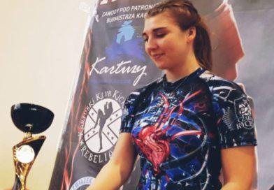 Zuzia Kalbarczyk Mistrzynią Polski juniorek!