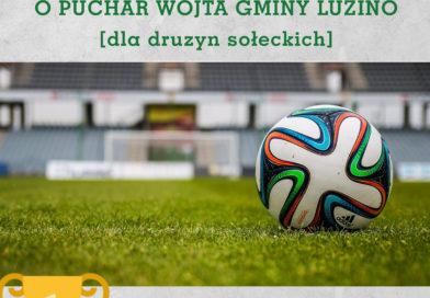 Przed nami jubileuszowy XX Turniej o Puchar Wójta Gminy Luzino