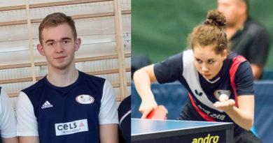 Tenisiści Stołowi GOSRiT LUZINO zagrają na Mistrzostwach Polski