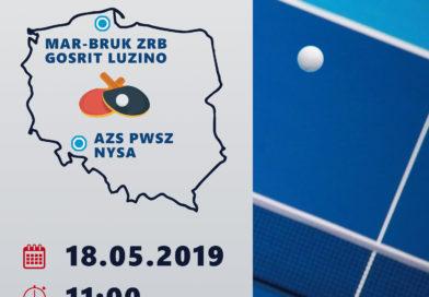 Tenisistki GOSRiT Luzino walczą o 1 ligowy byt!
