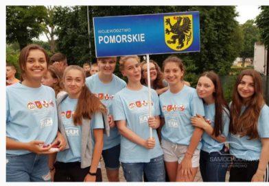 Karolina Drewa i Angelika Górska na V miejscu w Ogólnopolskiej Licealiadzie Dziewcząt w Unihokeju