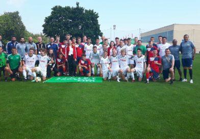 Juniorzy GOSRiT Luzino trenowali VAR podczas Mundialu U-20