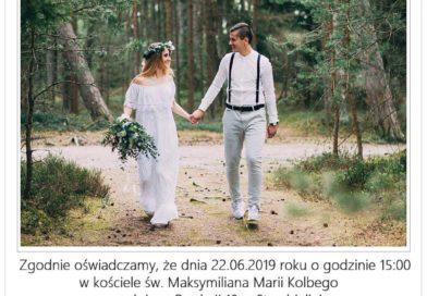 Piłkarski ślub