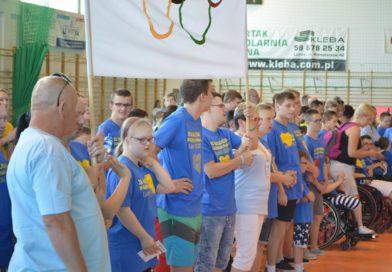 140 zawodników spotkało się w Luzinie na XI Kaszubskiej Paraolimpiadzie