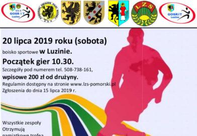 XX Otwarte Mistrzostwa Województwa Pomorskiego LZS Weteranów 40+. Luzino 2019