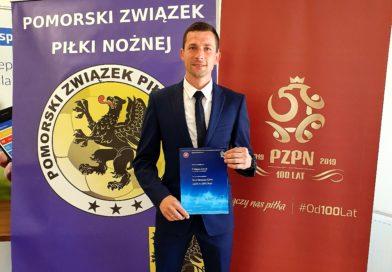 Grzegorz Semak Trenerem UEFA A