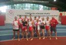 Zuzanna Kalbarczyk na zgrupowaniu Kadry Narodowej kickboxingu