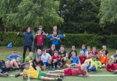Team Mamut, Leśne Owoce Leśnego oraz Białe Nosy na czele Wakacyjnej Ligi Piłki Nożnej