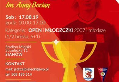 Piłkarski GOSRiT Luzino, wystąpią w XXI Ogólnopolskim Turnieju im. Anny Bocian
