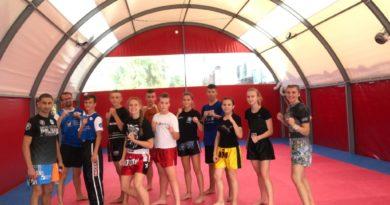 Zakończy się II KICKBOXING CAMP oraz Zgrupowanie Kadry Polski juniorów w Sztutowie