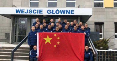 Juniorzy GOSRiT Luzino zagrają z Chińczykami