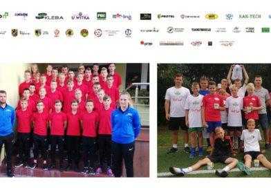 Młodzi piłkarze GOSRiT Luzino rozpoczynają ligowe zmagania