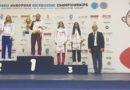 Mistrzostwa Europy w kickboxingu – brązowy medal Zuzi Kalbarczyk z GOSRiT Luzino