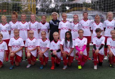 Kadra Pomorza U-14 dziewcząt: Okoń i Landowska zagrały w zwycięskim meczu