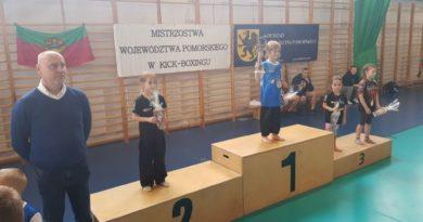 Mistrzostwa Województwa Pomorskiego w kickboxingu i Turniej o Puchar Prezesa Pomorskiego LZS. Luzino 2019