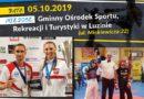 Mistrzostwa Pomorza w kickboxingu o Puchar Prezesa Pomorskiego LZS