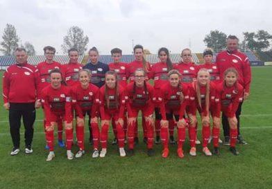 UKS Mustang Wielgie przeciwnikiem piłkarek GOSRiT Luzino w II rundzie Pucharu polski