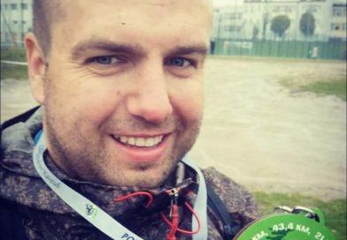 Artur Szczypior – kolejny mieszkaniec gminy Luzino na Pomerania Trail