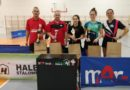Marek Rybaczek i Katarzyna Płotka zwycięzcami Turnieju o Puchar Wójta Gminy Luzino