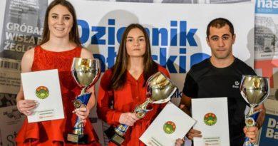 Paulina Stenka wyróżniona podczas Gali Plebiscytu dziennika Bałtyckiego na Najlepszego Sportowa Pomorza 2019