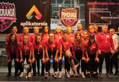 """GOSRiT Luzino seniorki trzecie na Ogólnopolskim Turnieju """"Pomerania Cup"""""""